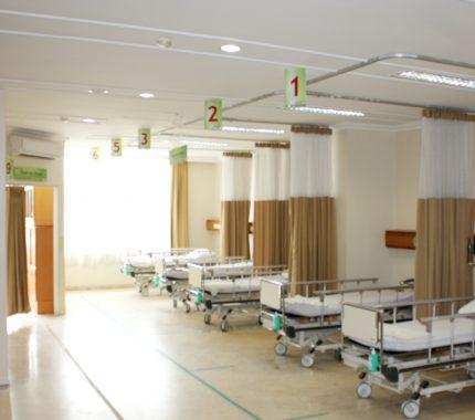 Jual Tirai Rumah Sakit Dnexs Elite di Kutacane Anti Darah dan Anti Bakteri