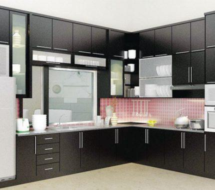 Kitchen Set Classic Mewah Kitchen Set Minimalis
