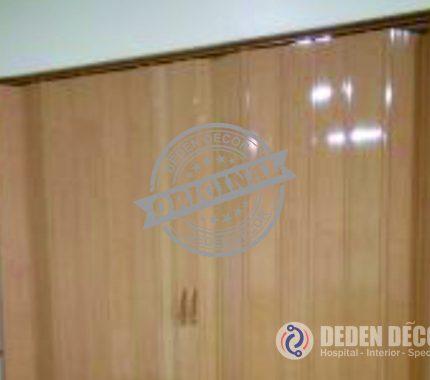 PVC folding door termurah